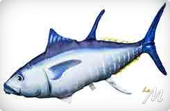 Cuscino Yellow Fin Tuna