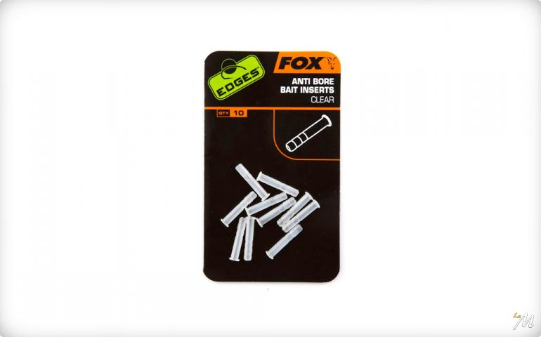 Fox Edges Inserti Anti Bore Trasparenti