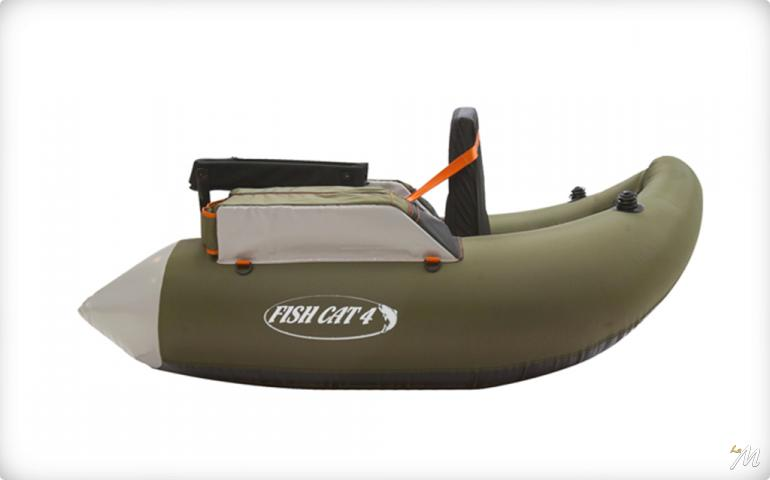 Fish Cat 4 Lcs Olive