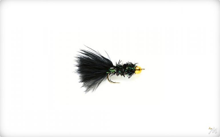 Nuggets Cactus Fly Black