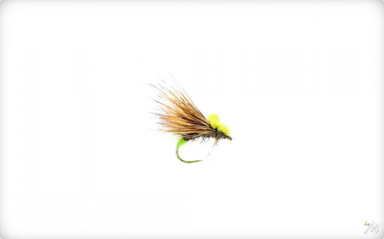 Barbless Caddis