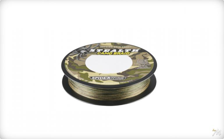 Spiderwire Stealth Camo Braid 1800m