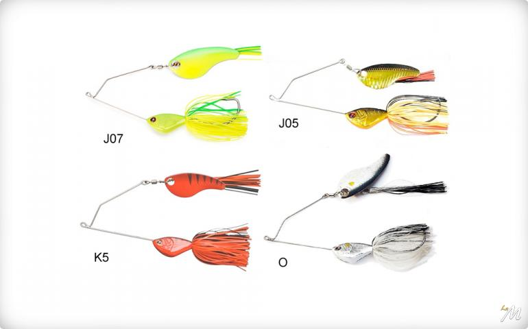 Pro-Shad Trophy Spinnerbait