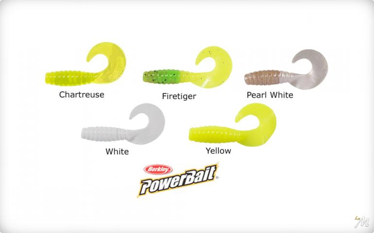 Powerbait Grub