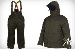 Completo Carp Winter Suit