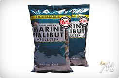 Carp Pellets Marine Halibut