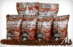 Boilies Hot Demon