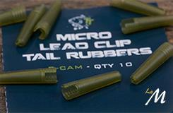 Nash Micro Lead Clip Tail Rubber STD
