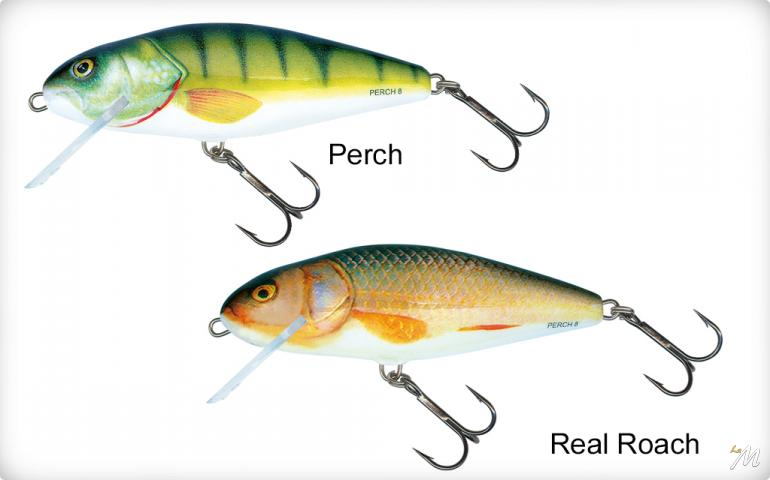 Perch Galleggiante Super Deep Runner