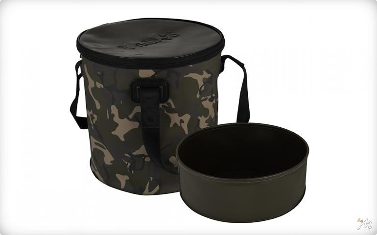Aquos Camolite Bucket and Insert