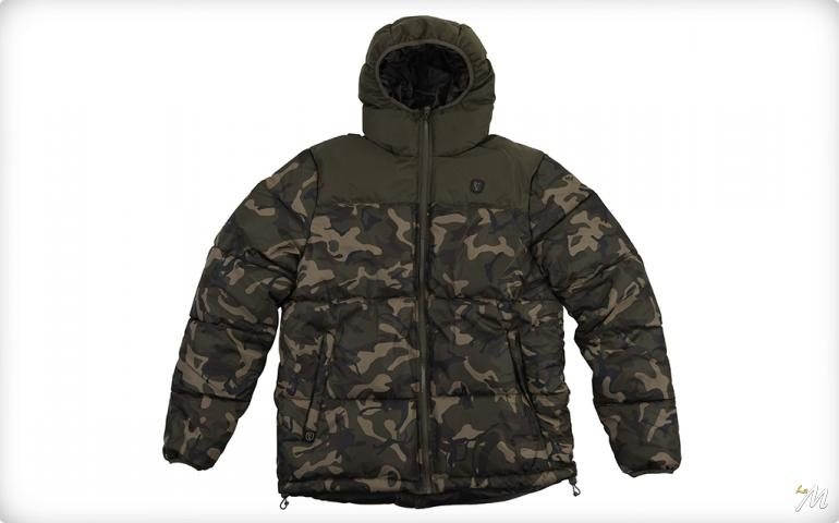 Camo Khaki RS Jacket