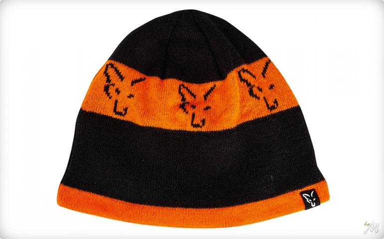 Cuffia Black/Orange