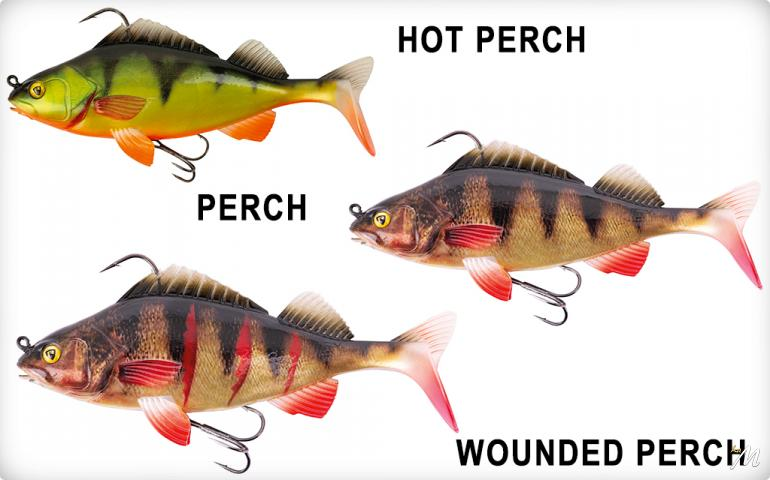 Replicant Realistic Perch Series