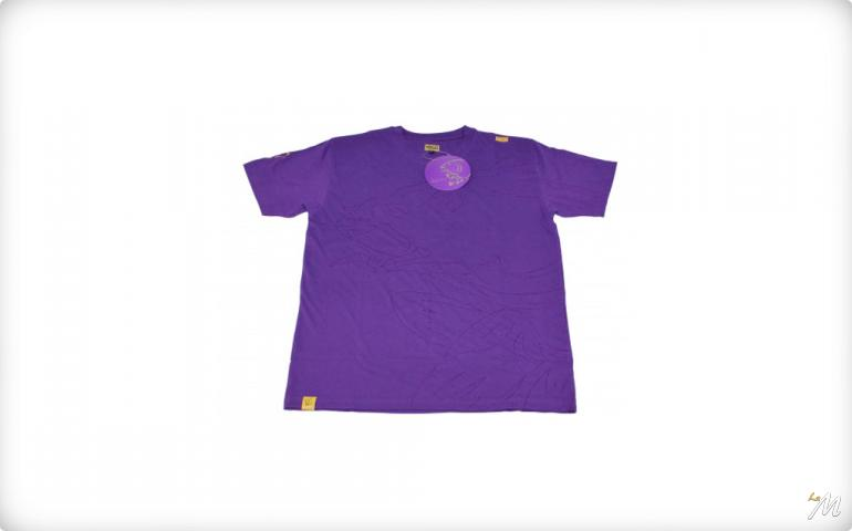 Nash T-Shirt Purple Limited Edition