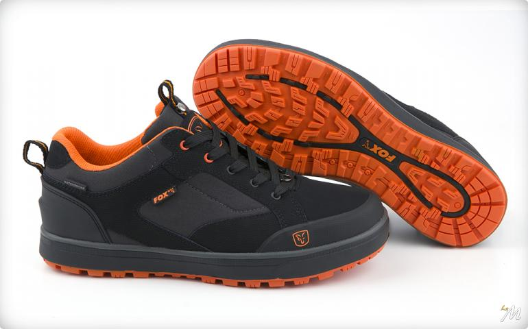 Scarpa Invernale Black Orange