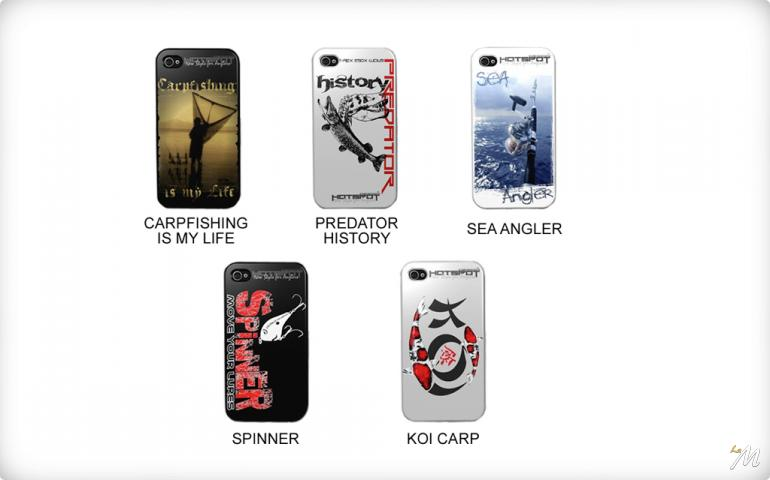 Hot Spot Design Cover iPhone