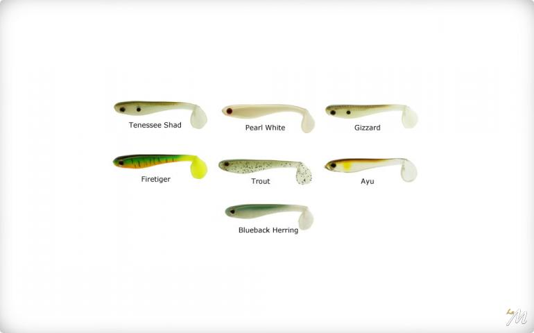 Hollow Belly Swimbaits