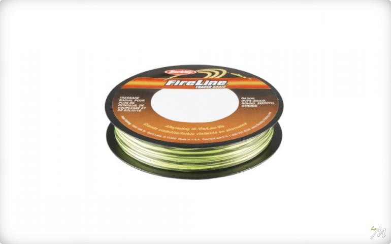 Berkley Fireline Tracer Braid 270m