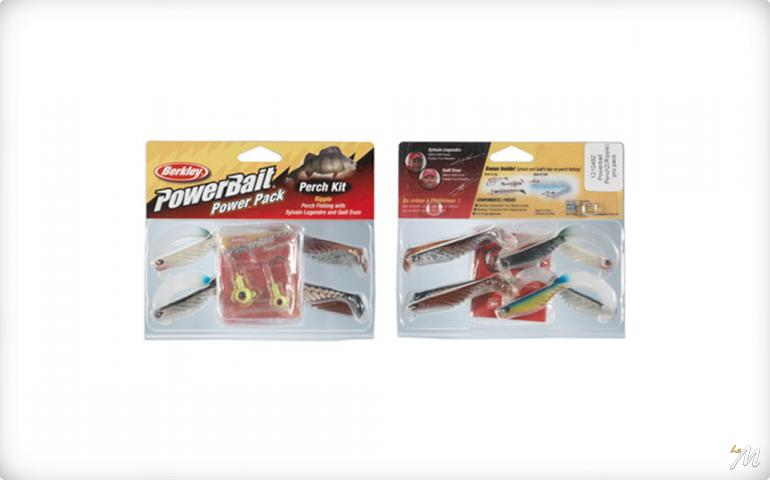 Powerbait Perch2 (Ripple) Pro Pack