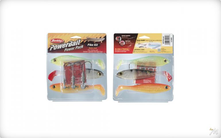 Powerbait Pike 2 Pro Pack