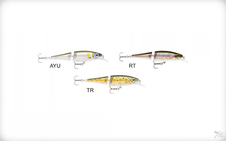 BX Jointed Minnow