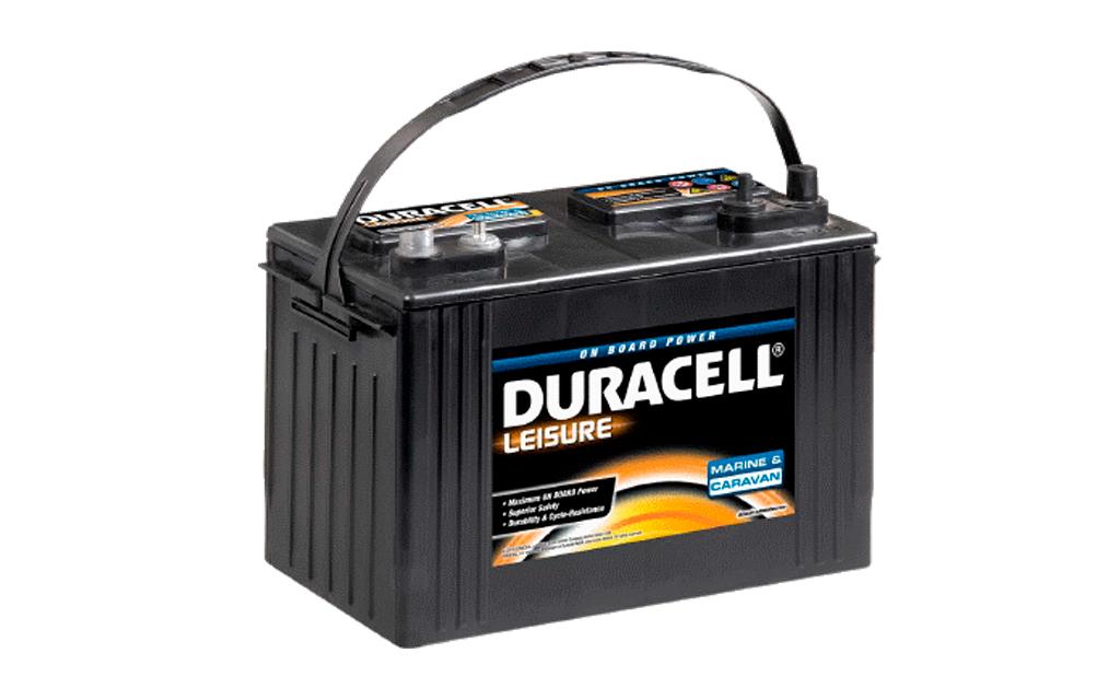 Batteria per motori elettrici duracell leisure 12v for Motori elettrici per macchine da cucire